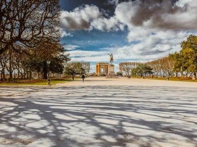 Plaza Real de Peyron Montpellier
