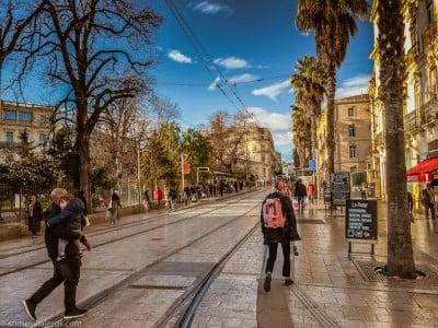 Calle Montpellier