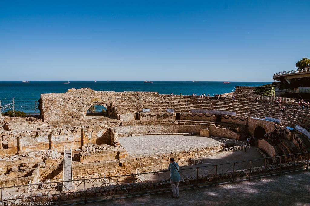 Tarragona - anfiteatro