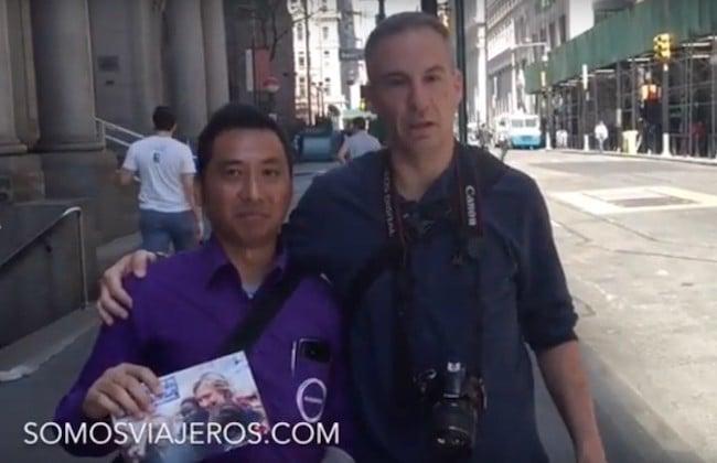 Videoblog: Podemos en Nueva York
