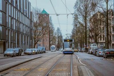 tranvia Amsterdam
