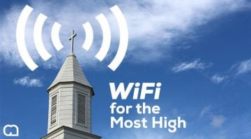 Wifi gratis en Alemania pero solo si vas a la iglesia