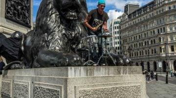 Londres, mi familia y Chad Smith, el batería de los Red Hot Chili Peppers