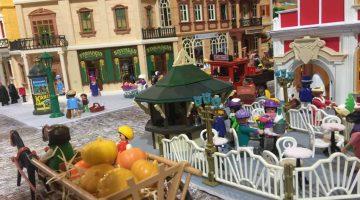 Clickania Montblanc. La fiesta del Playmobil