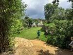 Londres con niños. El parque memorial Diana de Gales