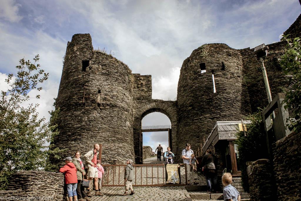 castillo de La Roche