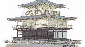 Viajar a Japón: Kyoto y el templo dorado