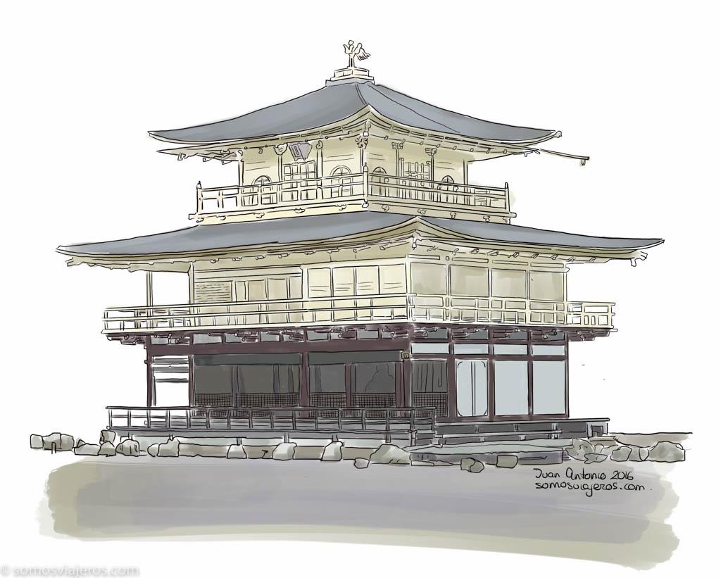dibujo-templo-dorado