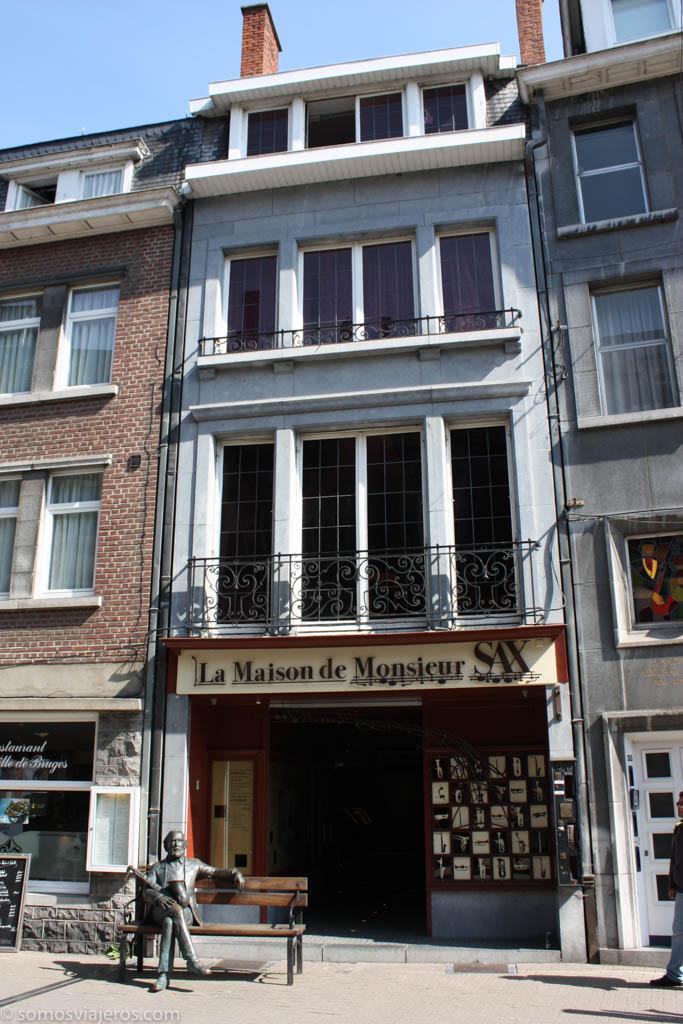 museo del saxofon