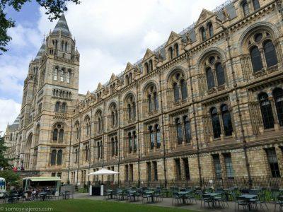 museo historia natural Londres