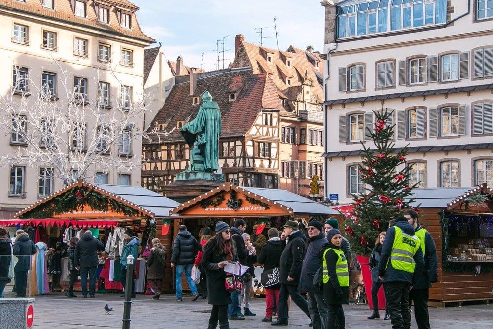 viajar en Navidad a Nuremberg