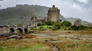 Escocia en autocaravana: El castillo de Eilean Donan
