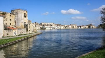 Recorrido del viaje a Carcassonne con niños
