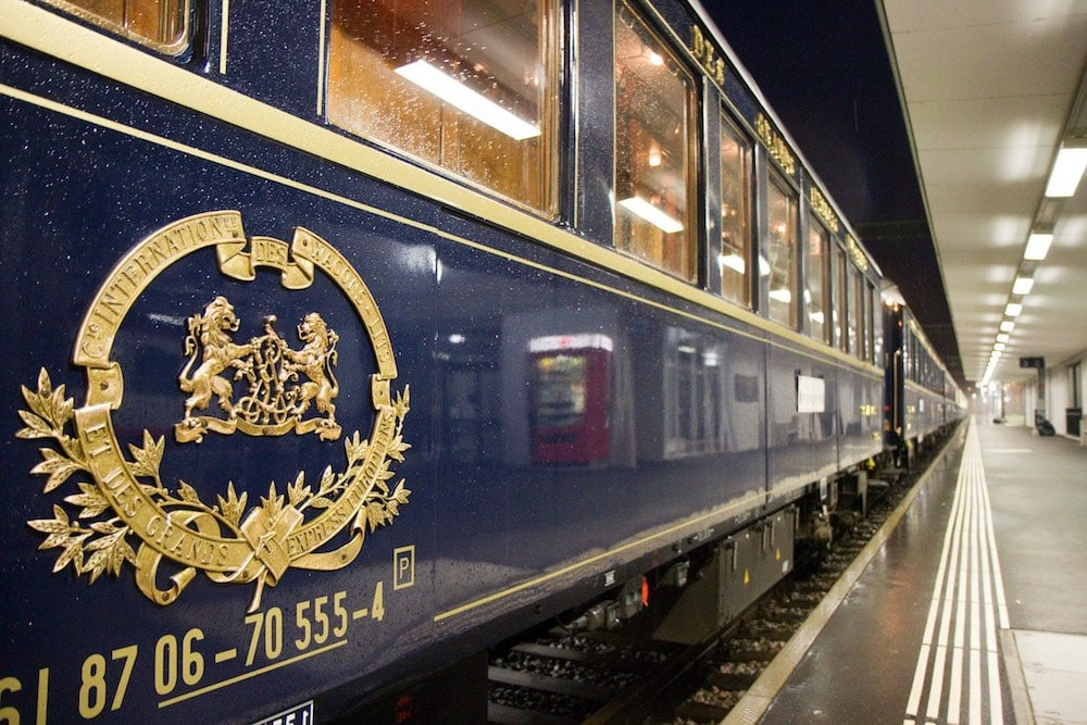 Orient express coche
