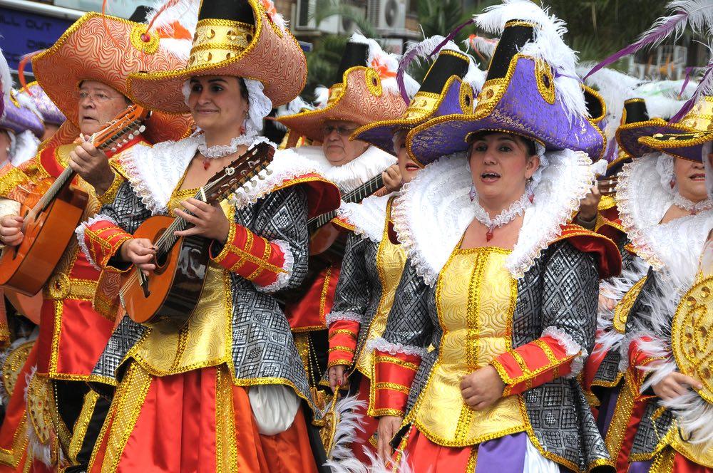 Los Mejores Carnavales Del Mundo Somos Viajeros - Carnavales-del-mundo