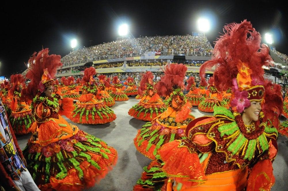 Sambódromo de Rio de Janeiro