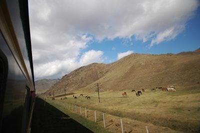 viajes en tren - transiberiano