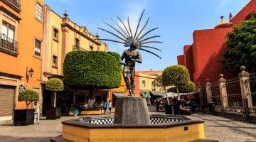 La ciudad de Querétaro en México