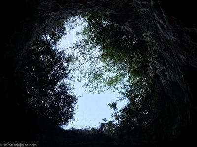 Cueva las Güixas
