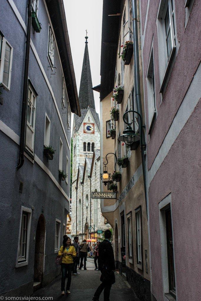 Calles de Hallstatt