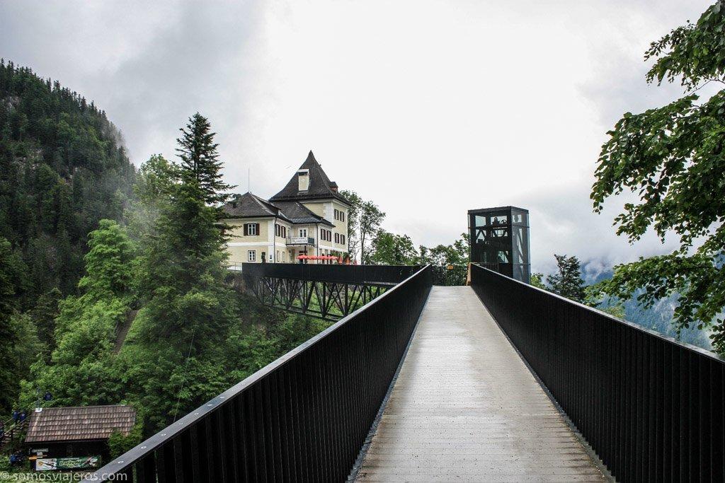 restaurante en Hallstatt