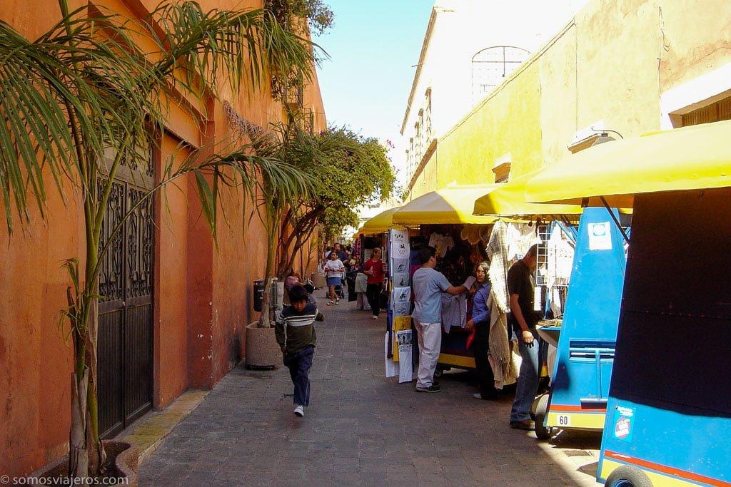 Calle de Querétaro