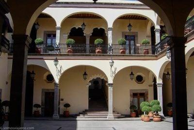 Casonas en Querétaro