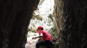 Excursión a la Cova dels Calaixos en Tarragona