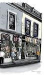 Dibujos viajeros. El lado alternativo de las ciudades