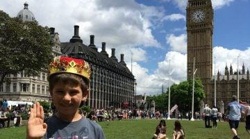 Guía esencial para visitar Londres con niños