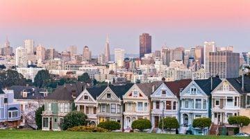 Volvemos a San Francisco con niños