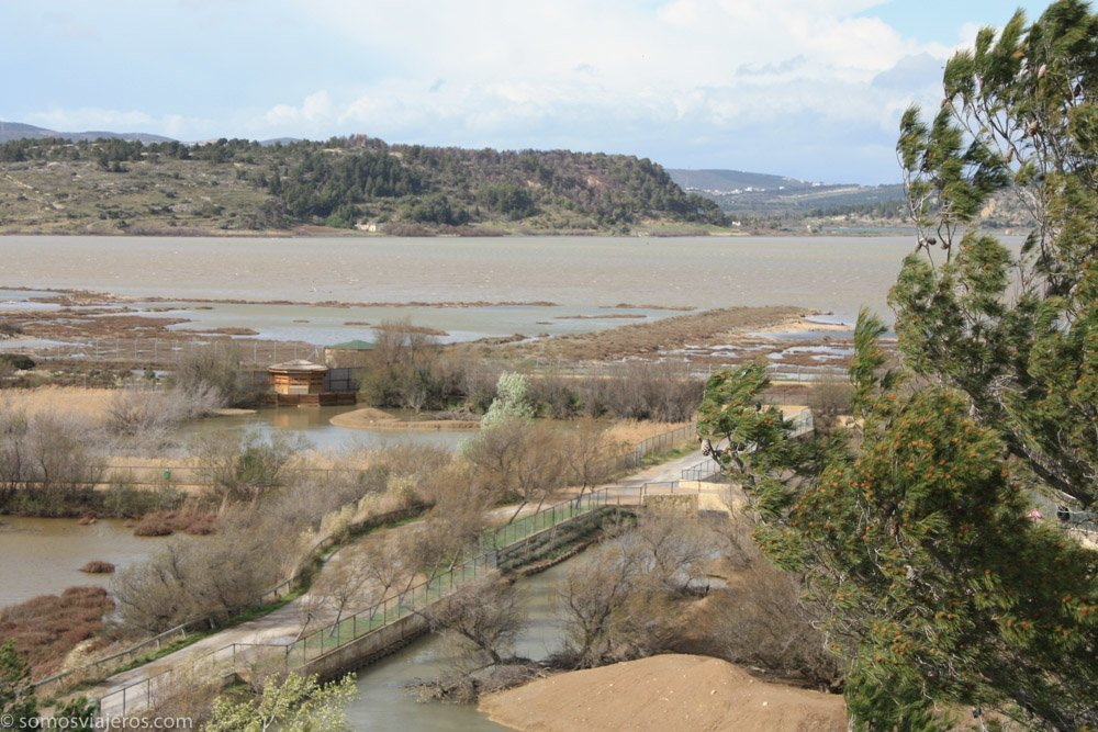 panorámina reserva africana de Sigean