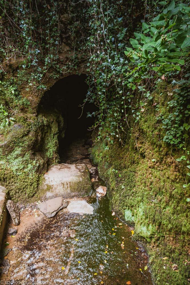 Ruta paleolítico Rasines - manantial