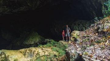 Cantabria con niños. Ruta parque paleolítico de la cueva del valle en Rasines