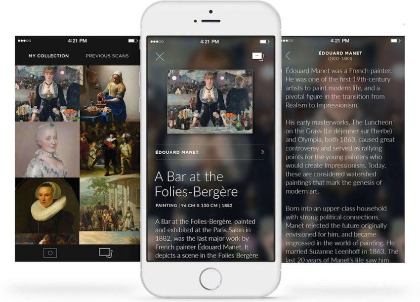 imagen de la app de smartify