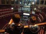 Londres con niños. Visitar el Royal Albert Hall