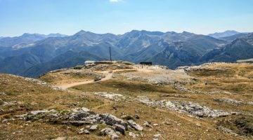 El teleférico de Fuente Dé en los Picos de europa