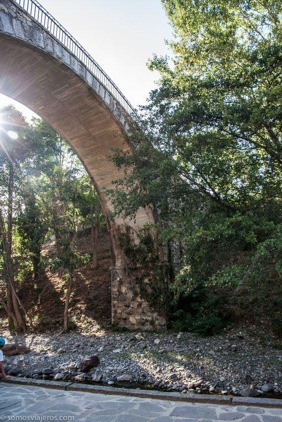 visitar potes - puentes