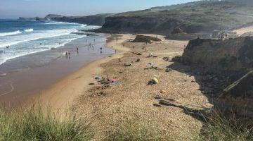 Recorrido por Cantabria. Parque Natural de las dunas de Liencres