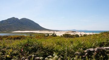 Viajar a Galicia. Recorrido por la costa gallega. De Muros a Louro
