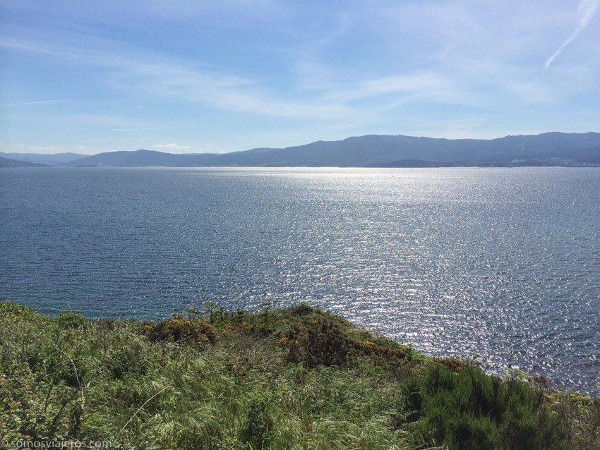 viajar a Galicia. Punta da Rosa
