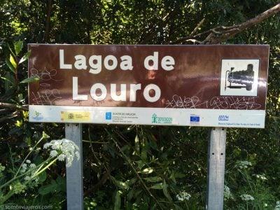 lagoa de Louro