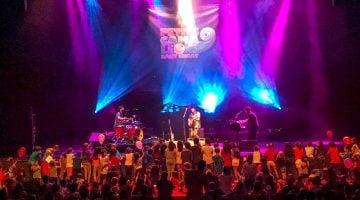 El mejor festival de música para niños: Petits camaleons
