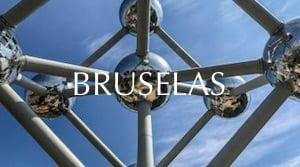 post de la ruta en familia por Bruselas