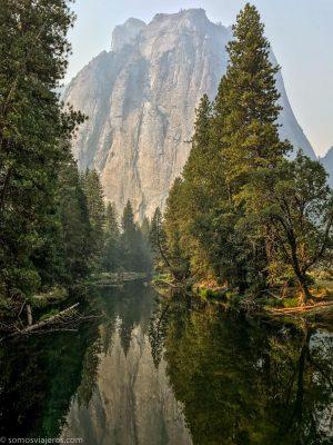 Vistas de Yosemite Valley