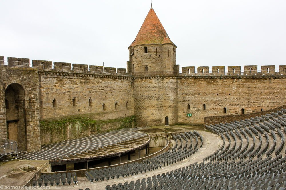 auditorio de Carcassonne
