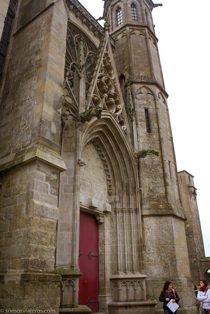 basílica de carcassonne