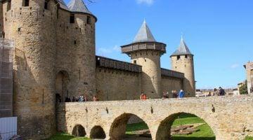 Carcassonne. La ciudad medieval