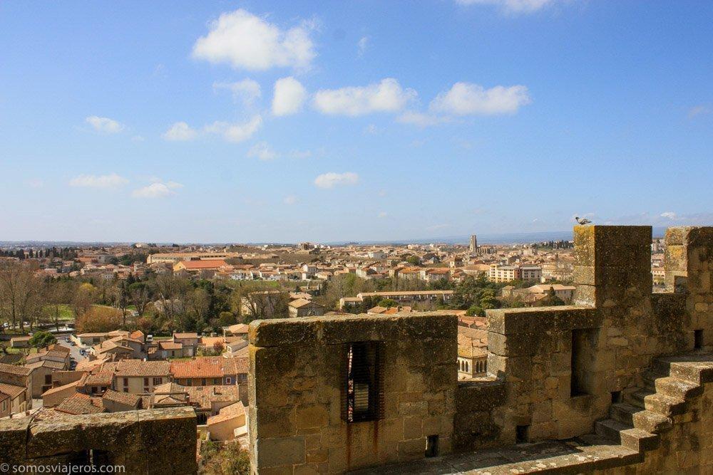 Carcassonne y sus vistas