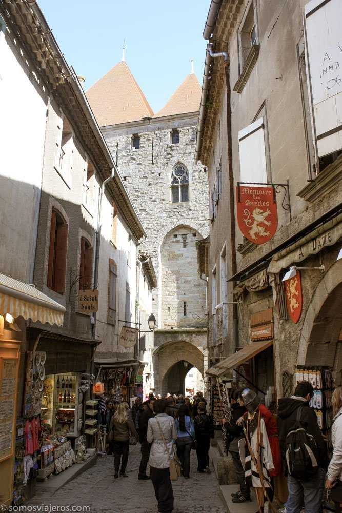 interior de carcassonne